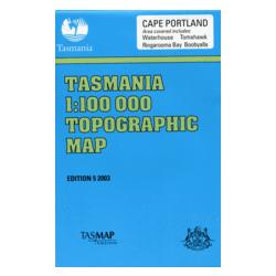 Cape Portland 1:100,000