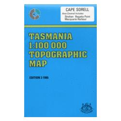 Cape Sorell 1:100,000