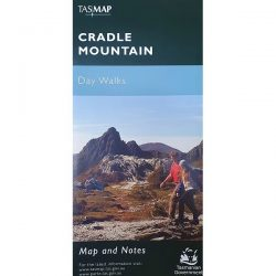 Cradle Mountain Day Walks Map Cover