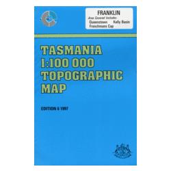 Franklin 1:100,000