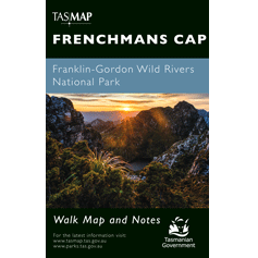 Frenchmans Cap National Park Walk Map