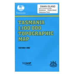 Swan Island 1:100,000
