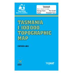 Tamar 1:100,000