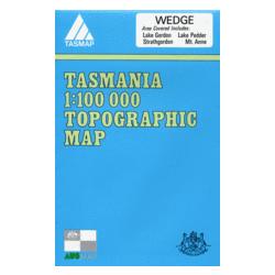 Wedge 1:100,000