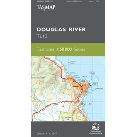Douglas River Topographic Map