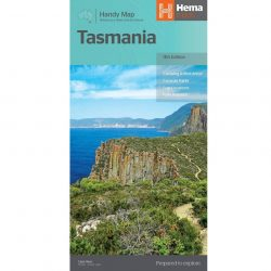 Tasmania State Handy Map 11e
