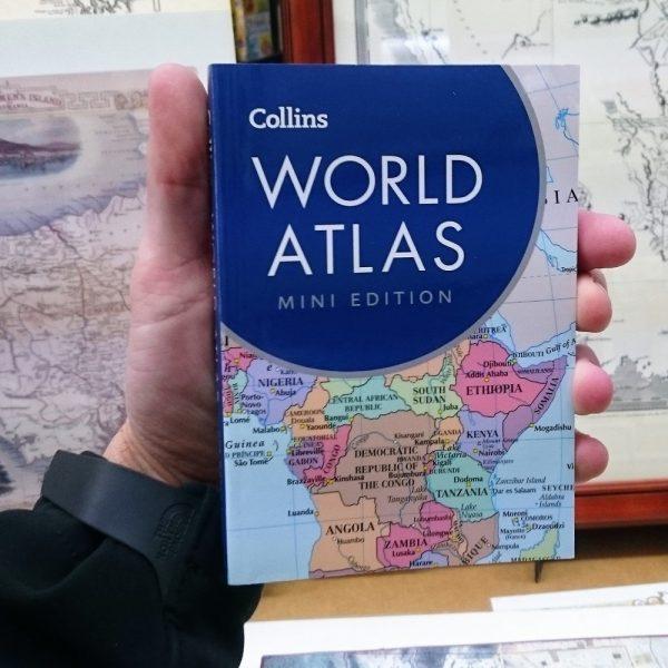 Collins World Pocket Atlas