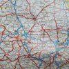 Germany Adventure Travel Map Sample