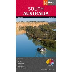 South Australia State Map