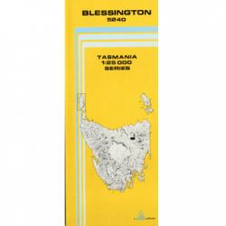 Blessington 1:25,000 Topographic Map