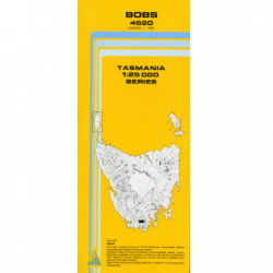 Bobs 1:25,000 Topographic Map