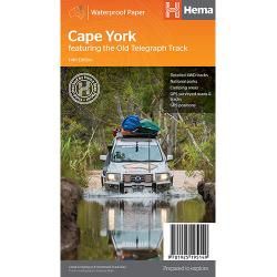 Cape York Map