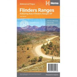 Finders Ranges Map