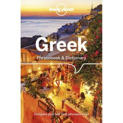 Greek Phrasebook and Dictionary Cover