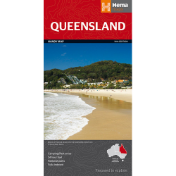 Queensland Handy Map