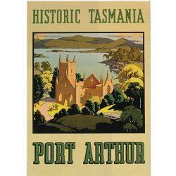 Historic Tasmania Port Arthur Print