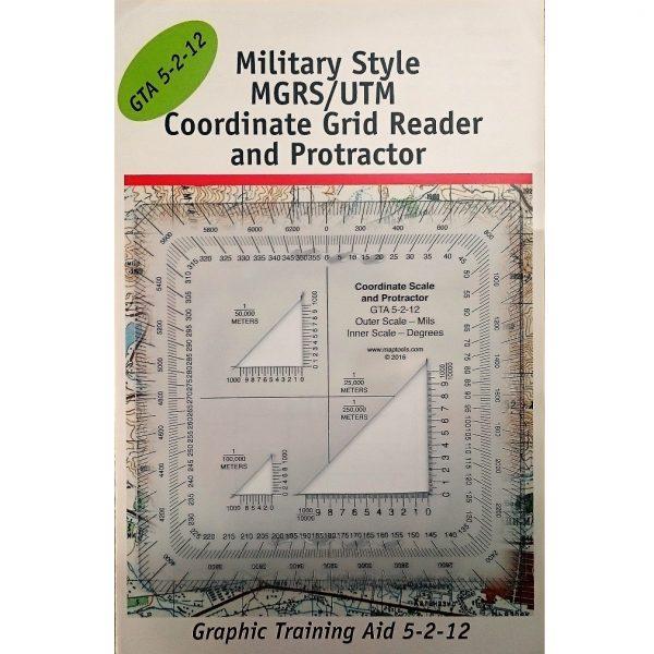 Military Protractor