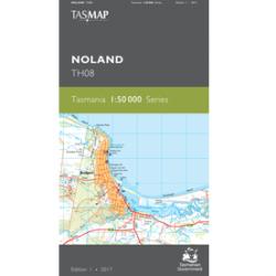 Noland 1:50,000 Topographic Map