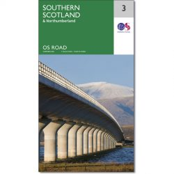 Southern Scotland and Northumberland Cover