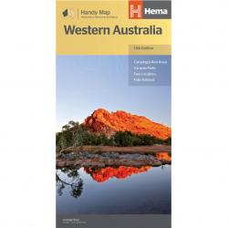 Western Australia Handy Map