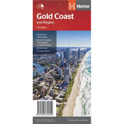 Gold Coast and Region Map