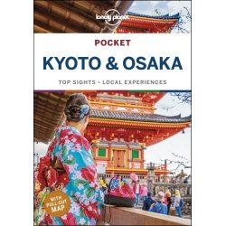 Pocket kyoto osaka lonely planet 9781786578525