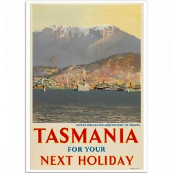 Tasmania For Your Next Holiday Print