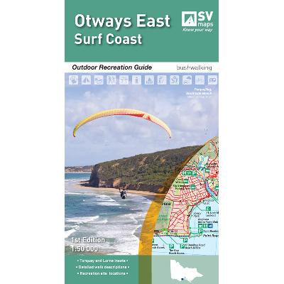 Otways East: SurfCoast Map