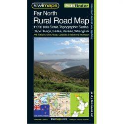 Far North Rural Road Map