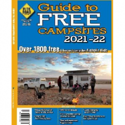 Guide to Free Campsites 2021-2022