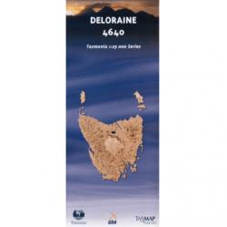 Deloraine 1.25000 Topographic Map