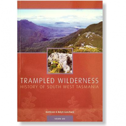 Trampled Wilderness Vol 1 Cover