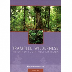 Trampled Wilderness Vol 2 Cover