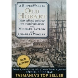 A Ripper Walk in Old Hobart Cover