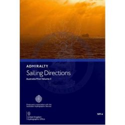 Admiralty Sailing Directions NP14