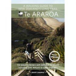 Te Araroa a walking guide
