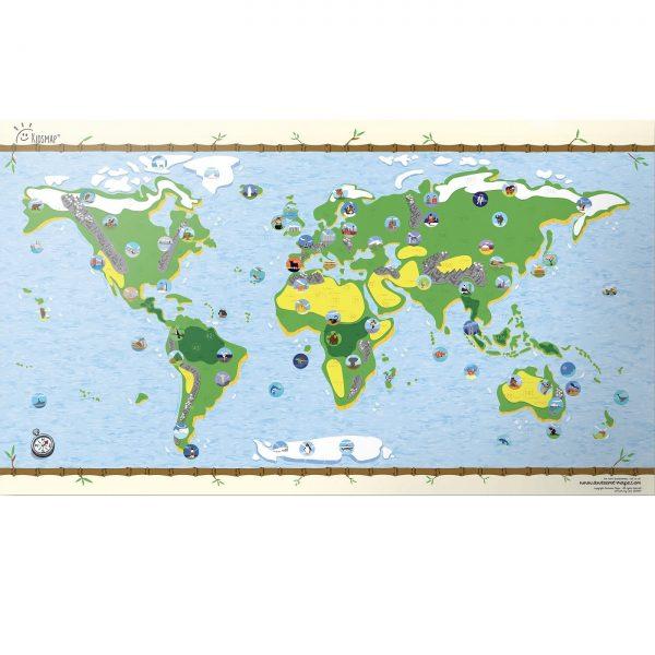 Kids Map