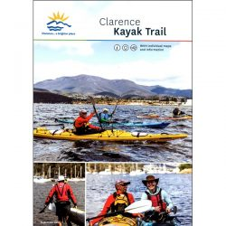 Clarence Kayak Trail Map