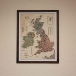 Britain and Ireland Executive Pinboard