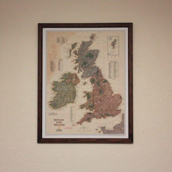 Britain and Ireland Executive Pinboard
