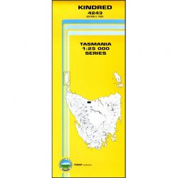 Kindred Topographic Map
