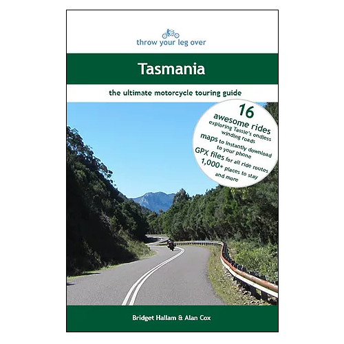 Throw your Leg over Tasmania