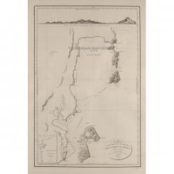 Freycinet Chart 1802