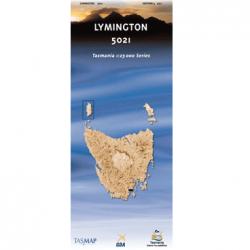 Lymington Map 5021