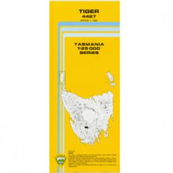 Tiger Map 4427