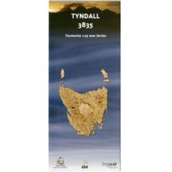 Tyndall Map 3835