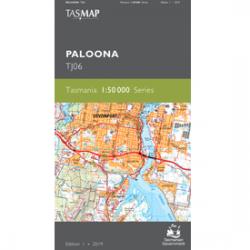 Paloona Topographic Map