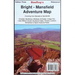 Bright Mansfield Adventure Map