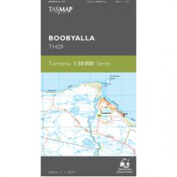 Boobyalla Map
