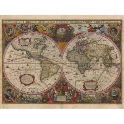 Nova Totius Terrarum Orbis Geographica 1630